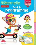 Toute Ma Maternelle Tout Le Programme Ms By Blandino Guy Book The Fast Free