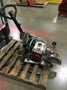 New 10 Green Concrete Norton Gc55 Early Entry Saw 5.5hp Honda Engine And Blade
