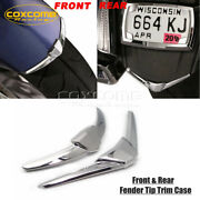 For Honda Goldwing Gl1800 Motorcycle Accessories Rear Front Fender Tip Trim Case