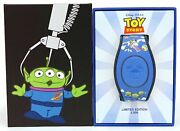 New Disney Parks Pixar Toy Story 25th Anniversary Link It Later Magicband Le2000