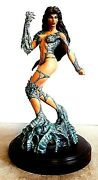 Witchblade Statue - Clayburn Moore - 1997 - First Release - 3012/5000