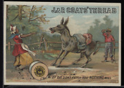 Victorian Trade Card 1880s J And P Coats Six Cord Thread Cotton Sewing Vtc-c129
