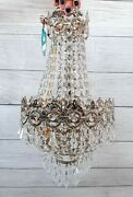 Spectra Components Crystal Chandelier