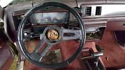 83-88 Chevrolet Monte Carlo Ss Steering Wheel - Missing Horn Button