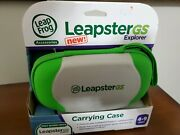 Leap Frog Leapster Gs Explorer Carrying Case New