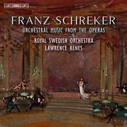 Royal Swedish Orchestra Renes-orchestral Music From Operas Cd New