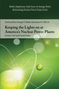 Jeremy Carl-keeping The Lights On At Americas Nuclear Power Plants Book New