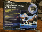 New In Box Mr Christmas The Lights And Sounds Of Christmas 20 Carols Light Show