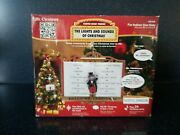 Mr Christmas Maestro Mouse Presents Lights And Sounds Of Christmas New