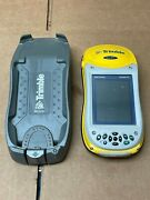 Trimble Geoxt 2005 Series P/n 60950-20 W/ Charging Base Cradle No Power Supply