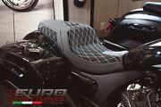 Luimoto Suede Diamond Ii Seat Cover 7 Colors New For Indian Challenger 2020-21