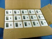 600 Ge Unbreakable White Switch Cover Gfci Wall Plates Wd9351123