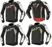 Alpinestars Gp Tech V2 Leather Motorcycle Jacket Mens All Sizes All Colors