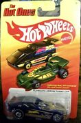 Hot Wheels - The Hot Ones - Chase - 1977 Plymouth Arrow Funny Car - Diecast