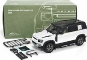 Almost Real 2020 Land Rover Defender 110 White 118brand Newnice