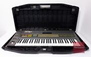 Roland Jx-8p Vintage Poly Analog Synthesizer With Case