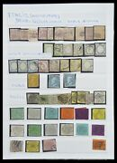 Lot 33422 Stamp Collection Italy And States 1850-1974.