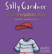 The Invisible Boy Magical Children By Gardner, Sally Cd-audio Book The Fast