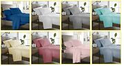 Latest Bed Sheets Cotton Double Bedsheet 2 Pillow Cover Swiss Dot For Home Decor