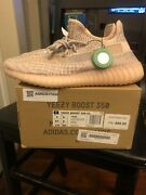 Brand New Adidas Yeezy Boost 350 V2 Synth Reflective Fv5666 Size 9