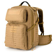 Mt Military Medium Rucksack Army Tactical Molle Ii 3 Days Assault Pack Coyote