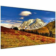 Coolux 120 Inch Projector Screen 169 Hd Indoor And Outdoor 4k Portable Foldab...