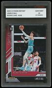 Lamelo Ball '20-21 2020 Panini Instant 1st Graded 10 Nba Rookie Card Rc Hornets