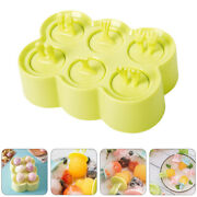 Creative Silicone Adorable Convenient Popsicle Maker For Home