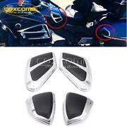Motorcycle Fuel Tank And Pommel Box Cover Sticker Set For Honda Goldwing 1800 F6b
