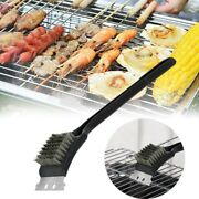 Bbq Sauce Brush Barbecue Weber Grill Accessories Clean Tool Size21x7.3cmap