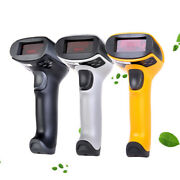Usb Wired Automatic Laser Barcode Scanner Handheld Scan Bar Code Scanning Rea`f8