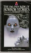 The 19th Pan Book Of Horror Stories Paperback Book The Fast Free Shipping