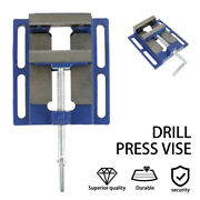 4-machine Vice For Pillar Drill Press / Hand Clamp 100mm Cast Iron Vise Jaws.