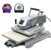 15 X15 Swing Away Manual Pull Out Sublimation T Shirt Heat Press Machine New