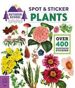 Outdoor School Spot And Sticker Plants By Odd Dot English Paperback Book Free S