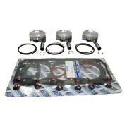 For Sea-doo Gtr 215 2012-2014 Wsm 010-862-12 Complete Top End Kit