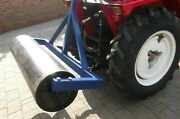 6 Ft. Paddock Roller Farm Field 3 Point Linkage Tractor Mount Cat 1/2 16 Dia.