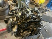 Mercedes C220 W204 2013 Complete Engine A6510101911 Om651 72000 Miles