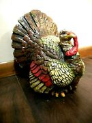 Midwest Of Cannon Falls Resin Turkey - 12 5/8 Tall