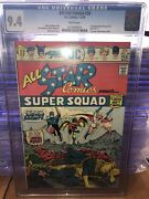 All Star Comics 58 Cgc 9.4 White Pages First Power Girl First Issue Since 1951