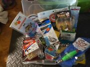 Mixed Lot Fishing ..med.berkeley Storage Box W/ Lots Of Extras All Items Are New