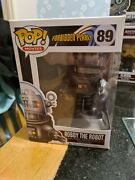 Funko Pop Movies Forbidden Planet Robby The Robot 89vinyl Figure Free Delivery