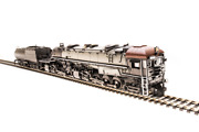 Broadway Limited 5193 Ho Southern Pacific Undecorated Ac5 4-8-8-2 Steam Loco