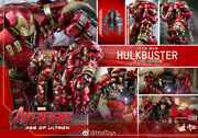 Hot Toys – Mms510 - The Avengers:1/6th Scale Hulkbuster Deluxe Version Action