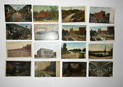 Lot Of 29 Cleveland Ohio Oh Antique Postcards