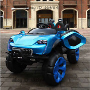 Remote Control Off-road Children's Electric Car Cool Off-road Car Powerful