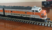 N Scale Engine Atlas Shell Re-powered F Units All 3 Engines Sell Together