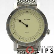 Schauer Wanhando Automatic 15th Anniversary Model World Limited 50 Lines Ss