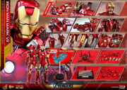 Hot Toys Mms500d27andndashthe Avengers - 1/6th Scale Iron Man Mark Viideluxe Edition