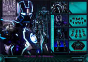 Hot Toys - Mms485d24–iron Man 2 - 1/6th Scale Neon Tech Iron Man Mark Iv Action